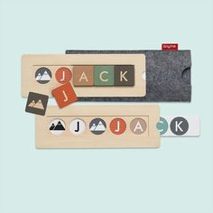 Shop the World's Cutest Personalised Kids Products! Personalized Gifts For Kids, Personalized Products, Christmas 2016, First Christmas, Name Blocks, Name Puzzle, Gifts For Boys, Little People, Poppies