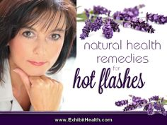 Natural Health Remedies for Hot Flashes