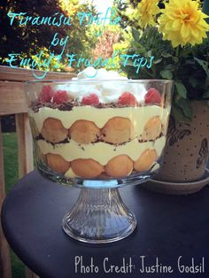 Do you all remember the old fashioned Tiramisu recipe by Nabisco Nilla Wafers? Our blog assistant found the recipe at her moms house and shared it with me. I decided to revamp the old recipe and I must say it is absolutely delicious. Check out how Emily's Frugal Tips remade an old favorite into something more modern.