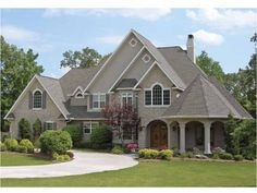 Country House Plan with 5003 Square Feet and 5 Bedrooms from Dream Home Source | House Plan Code DHSW66047