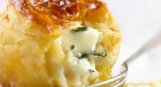 Friand au fromageVoir la recette du Friand au fromage >>