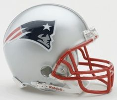 New England Patriots Mini Helmet | New England Patriots Replica Riddell Mini Helmet