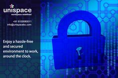 ‪‎UnispaceBusinessCentre‬ provides secured atmosphere, so that you can give complete attention to your work. Business Centre