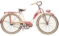Pink Schwinn Bicycle