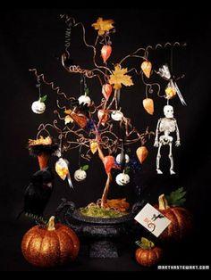 Halloween tree!!