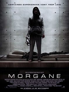 Morgane Movie - Affiche France