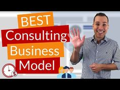Best Consulting Business Model For New Consultants - YouTube Consulting Firms, Lead Generation, Brand You, Online Business, Digital Marketing, Branding Design, Infographic, Social Media, Learning
