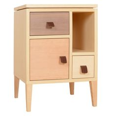 Nordic cabinet from Heal's | Bedside tables - 10 of the best | housetohome.co.uk