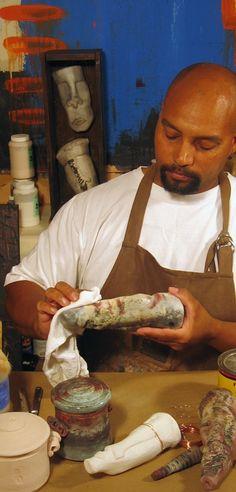 Paul Andrew Wandless  Ceramic Artist
