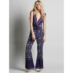 Jens Pirate Booty for Free People Jumpsuit Playful jumpsuit, worn twice, fits a x small to small Free People Other