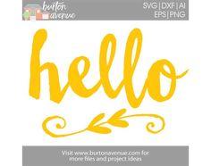 Free SVG Files - Burton Avenue