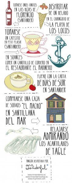 Miniguía | Cantabria | Spain