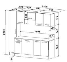 mesures pour installer ses paques de cuisson dans la cuisine measurement pinterest dans la. Black Bedroom Furniture Sets. Home Design Ideas