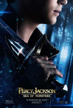 Percy Jackson: Sea of Monsters - Had fun at the first one, here's hoping the sequel's the same