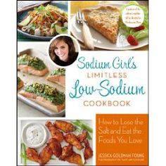 Pre-order your copy today and have Sodium Girl in your kitchen by January!