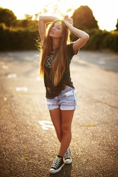classic casual summer style