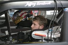 Jeffrey Earnhardt ready to make practice laps. Jeffrey Earnhardt, Dale Earnhardt Jr, Nascar, Kentucky, Baby Strollers, Children, Fall, Baby Prams, Young Children