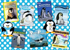 First Grade Garden: Penguins, Penguins, Everywhere! Great Penguin unit! Science, art, books, math, etc. Awesome.