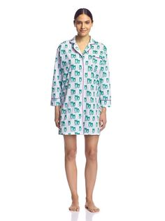 Marigot Collection Women's Lorient Nightshirt at MyHabit