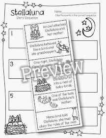 A spider vocabulary activity~vocabulary cards + writing