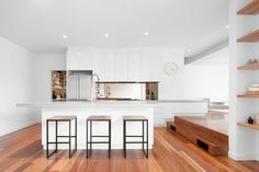 Chestnut Street by Tim Spicer Architects and Felicity Dessewffy, Melbourne, Australia