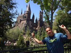 Quero voltar. Harry Potter.