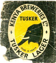 Tusker Lager = Kenya