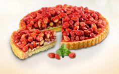 Rýchly koláč z lesných jahôd » Pečenie je radosť! - Hera