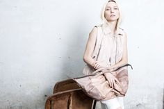 Lookbook S/S 2015 #mialuis #cipria #bag #softcolor