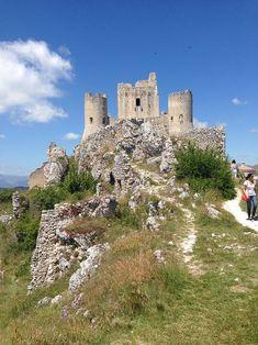 Chateau de la Rocca - Pouilles