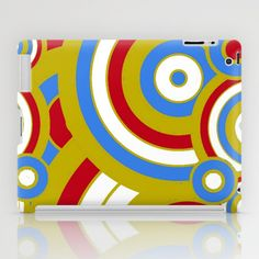FREAK OUT iPad Case by The Griffin Passant - $60.00