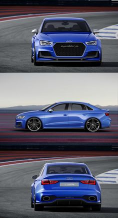 Audi NEED to put A3 Clubsport Quattro Concept into production :)