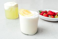 Whipped Lemonade · i am a food blog