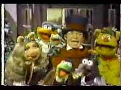 """John Denver collaborated with The Muppets for a musical television special """"John Denver and the Muppets: A Christmas Together. Twelve Days Of Christmas, Christmas Music, Christmas Movies, First Christmas, All Things Christmas, Christmas Holidays, Christmas Videos, Hate Valentines Day, John Denver"""