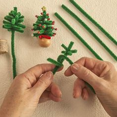 Mini tree tip