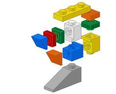 LEGO SYSTEM Trains : 26101