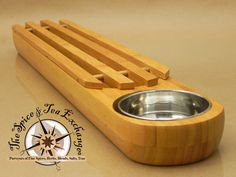 Bread Serving Board | Bread Board - Bamboo - $27.95 : Spice and Tea Exchange, Purveyors of ...