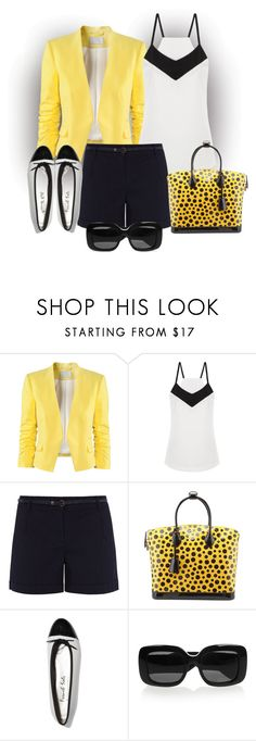 """Untitled #1482"" by gallant81 ❤ liked on Polyvore featuring H&M, Oasis, Louis Vuitton, French Sole FS/NY and Bottega Veneta"