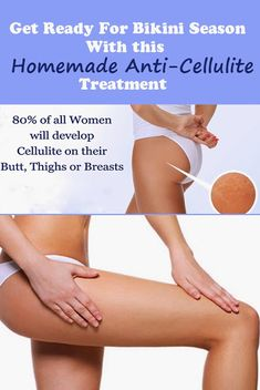 Health Matters: Get Ready For Bikini Season With this Homemade Anti-Cellulite Treatment