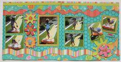 Two Page Layouts | Kiwi Lane Designs