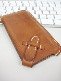 iPhone5 leather case!