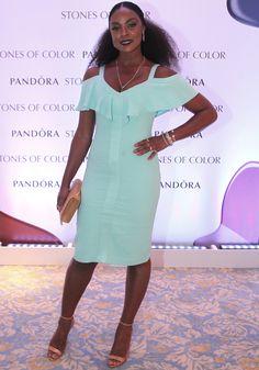 Os lindos looks das famosas no lançamento da Pandora