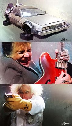 Back to the Future - Vlad Rodriguez