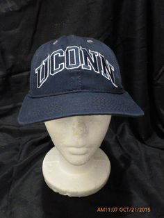 f88b5878224 UCONN Starter Snapback Hat Cap University of by LOculture on Etsy  University Of Connecticut