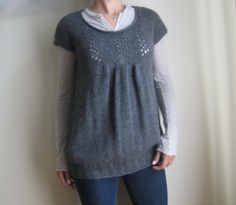 Knit tunic pattern@http://www.ravelry.com/patterns/library/sage-remedy-top