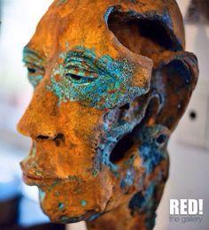 Janko de Beer Sculpture Art, Sculptures, South African Artists, Natural Shapes, Sculpting, Statue, Beer, Artists, Root Beer