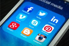 "With 65 percent of employers hiring from social media, it pays to ""get social and get hired."""