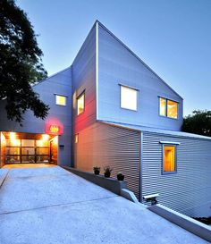 Remodeling A Multi-Level House On A Sloping Site