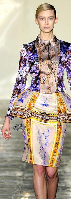 Fashion Prints, Fashion Art, Fashion Ideas, Fashion Design, Lavender Lemonade, Color Boards, Mary Katrantzou, Material Design, Purple Yellow