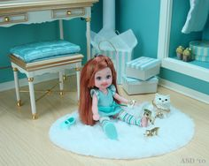 Barbie scene: A Place to Primp 7 by Diva Details, via Flickr